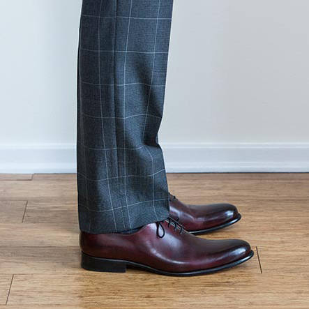 A Guide to Pant Breaks and Proper Pant Length - He Spoke Style