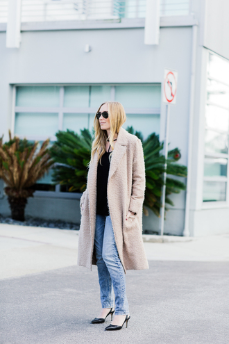 eat sleep wear blogger jacket top jeans shoes coat