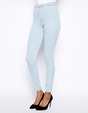 American Apparel | American Apparel Medium Wash Easy Jean at ASOS