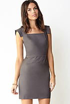 Sophisticated Moment Sheath Dress | FOREVER21 - 2000072223