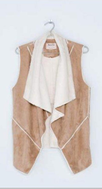 cardigan beige sheepy