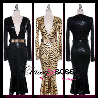 bodycon dress animal print animal print dress classy and fabulous little black dress