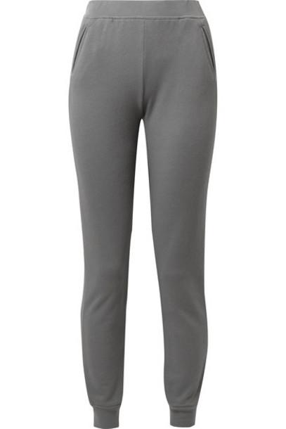 ATM Anthony Thomas Melillo pants track pants cotton