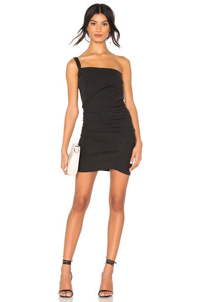 BEC&BRIDGE Bonita Mini Dress in black