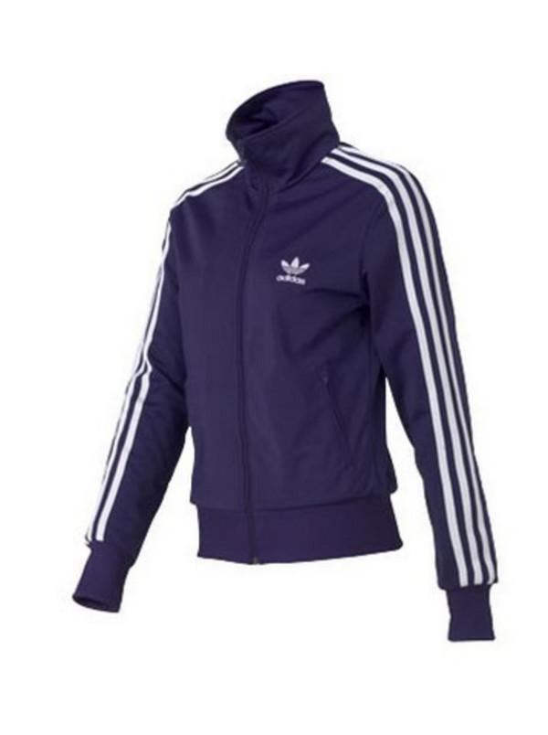 jacket sportswear sporty adidas purple girly girl girly wishlist jaket adidas jacket blue jacket