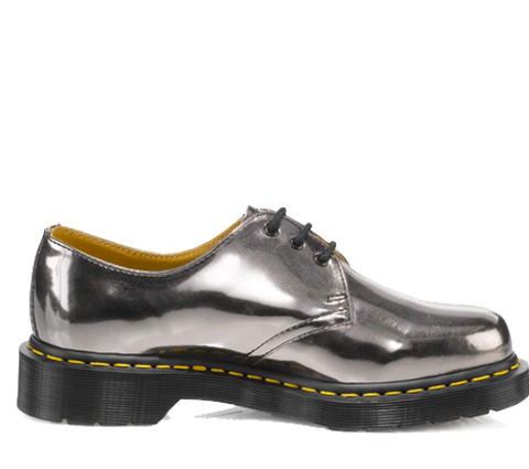 Dr martens 1461 pewter koram flash
