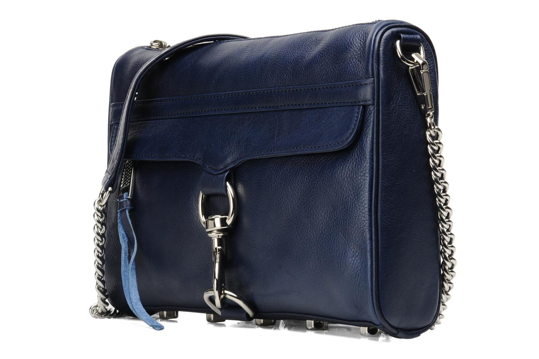 MAC Clutch Rebecca Minkoff (blau) : stets kostenlose Lieferung Ihrer Handtaschen MAC Clutch Rebecca Minkoff bei Sarenza