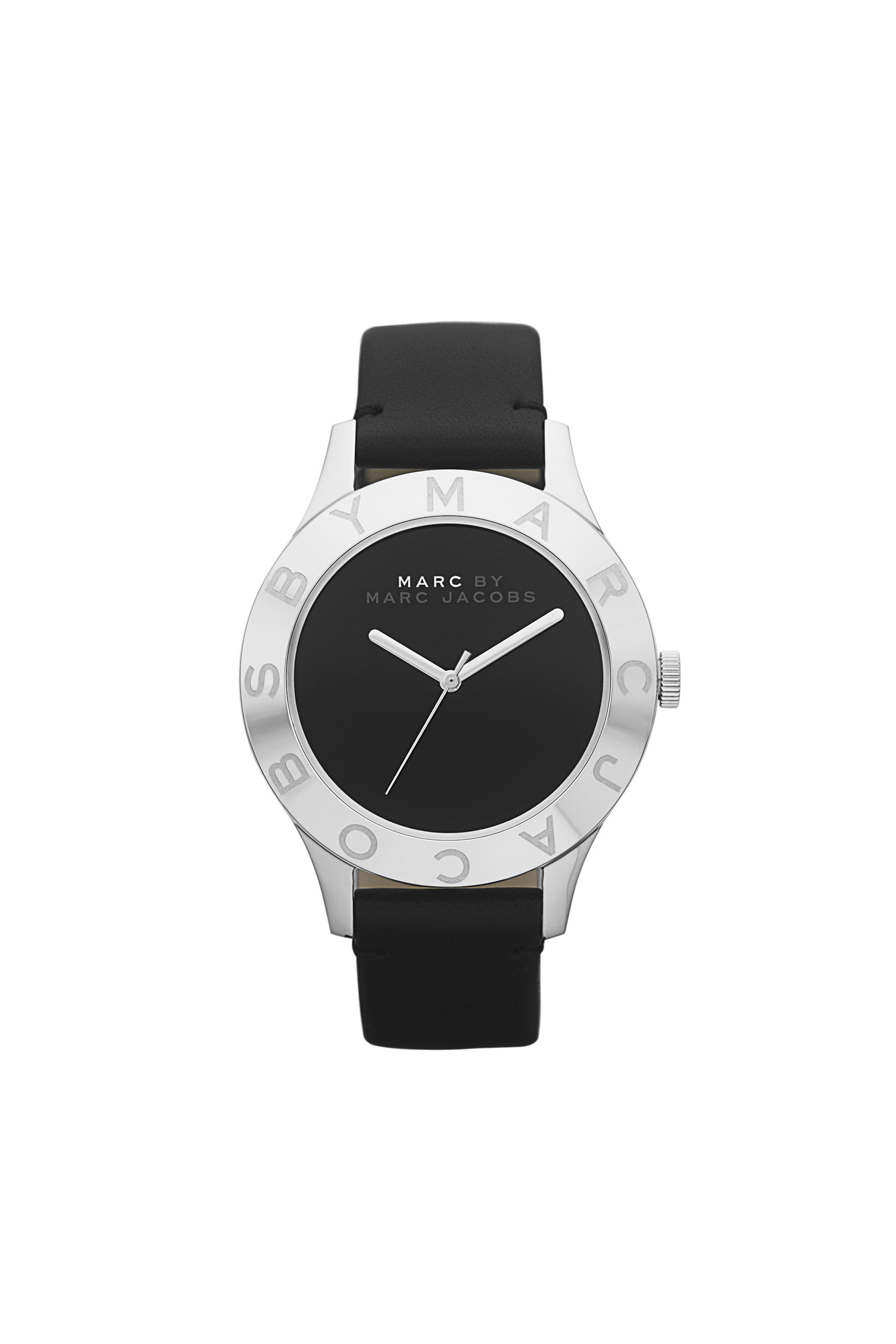 Black Patent Blade 40MM - Watches - Shop marcjacobs.com - Marc Jacobs