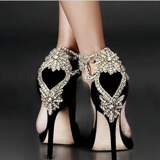 shoes heart