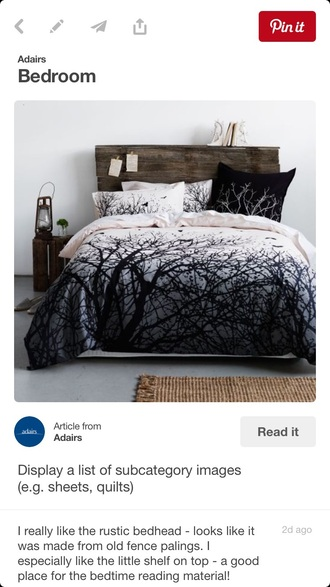 home accessory tree bed set bedding bedspread bed bedcover room bed tumblr bedroom bedroom bedazzled teen bedrooms bed sheet or bed spread the comforter black black and white tree