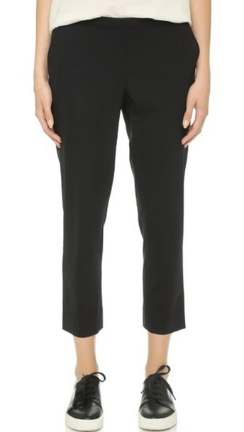 6397 Pull On Trousers - Black