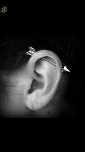 jewels,ear piercings,earrings,bow