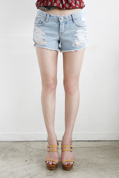 jeans shorts high waisted denim shorts denim shorts for women cut off jeans
