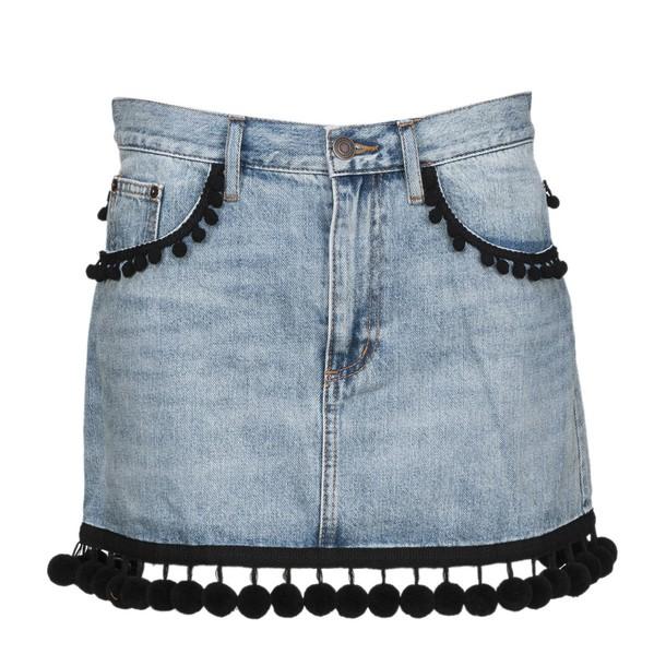 Marc Jacobs skirt mini skirt denim mini