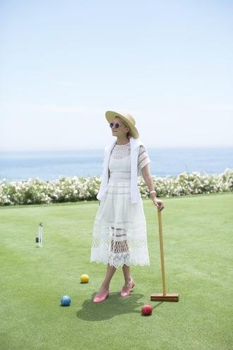 atlantic pacific blogger dress shoes sweater sunglasses bag hat