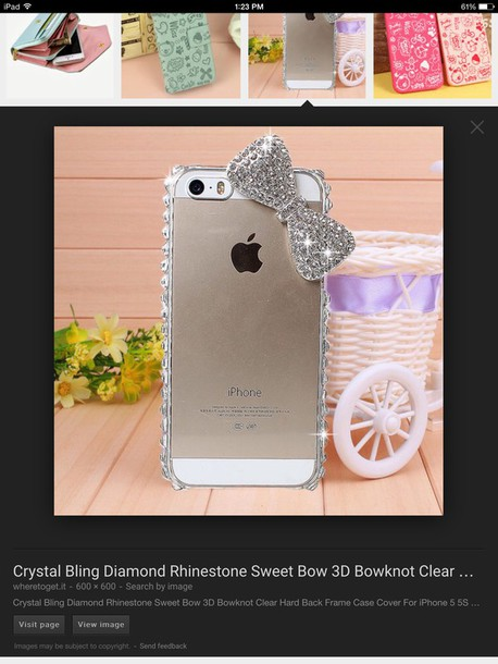 phone cover cute phone cover silver sparkled phone cover