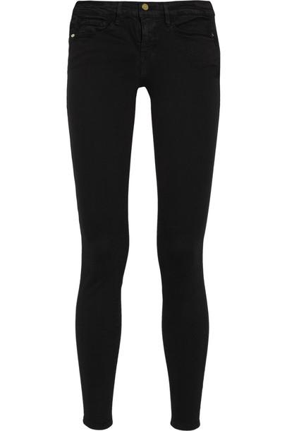 FRAME jeans black