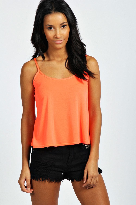 Cassie Neon Swing Vest