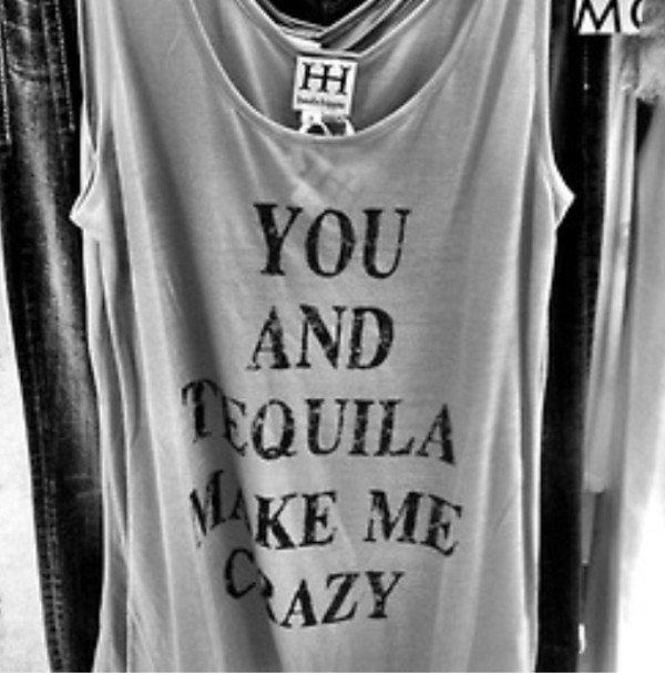 t-shirt tank top crazy