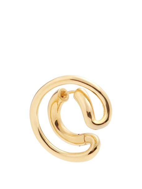 Charlotte Chesnais gold jewels