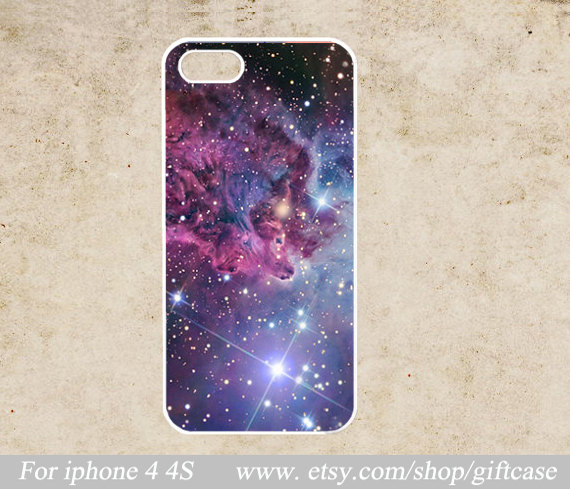 Fox nebula galaxy iphone 4 case fox nebula galaxy by giftcase