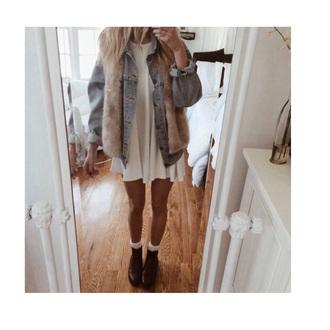 vest faux