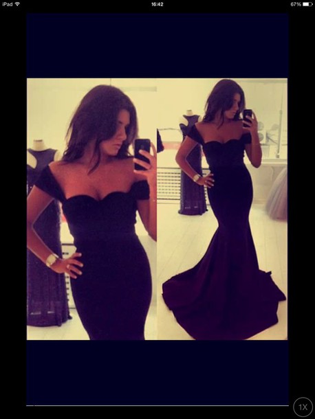 dress gorgeous long tight sleeves