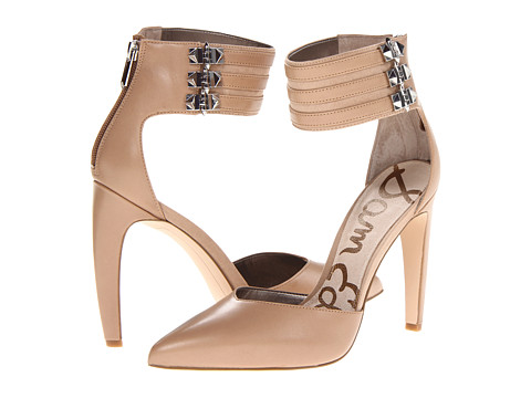 Sam Edelman Claire Classic Nude/Mocha Taupe - Zappos.com Free Shipping BOTH Ways