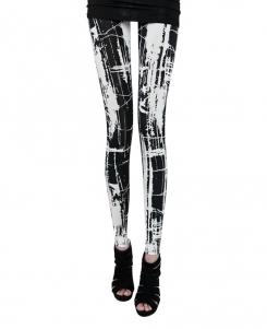 Vintage High-rise Solid-tone Harem Jeans | BlackFive