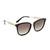 Gucci Decorness Oversized Sunglasses - Black/Grey