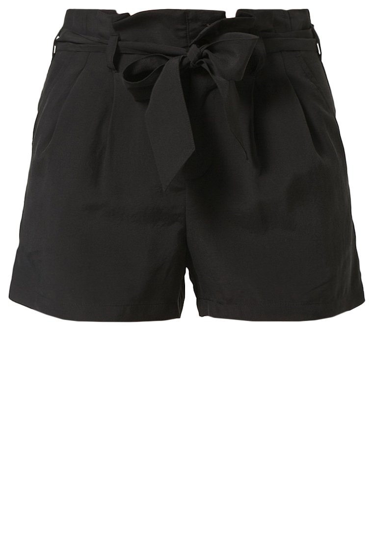 Benetton Shorts - black - Zalando.de