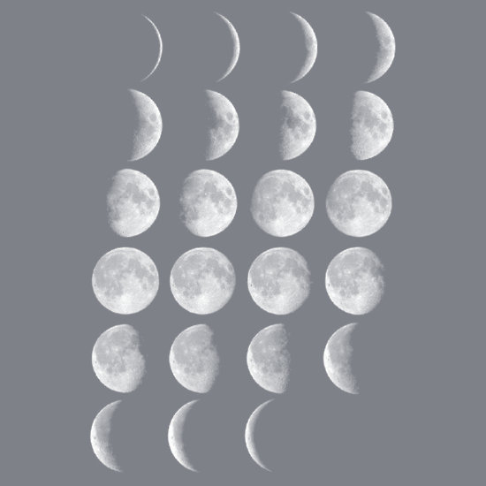 """""""moon phases"""
