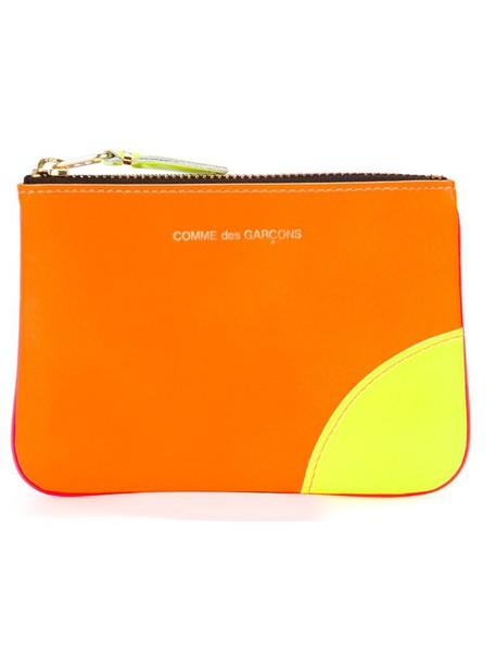fluo new purse purple pink bag