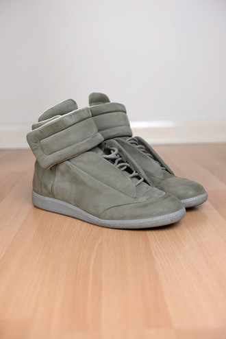 shoes alien margiela kanye west menswear mens shoes