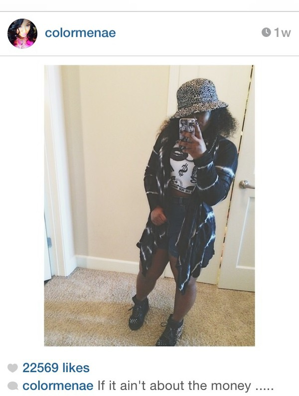 top cute reginae carter swag crop tops