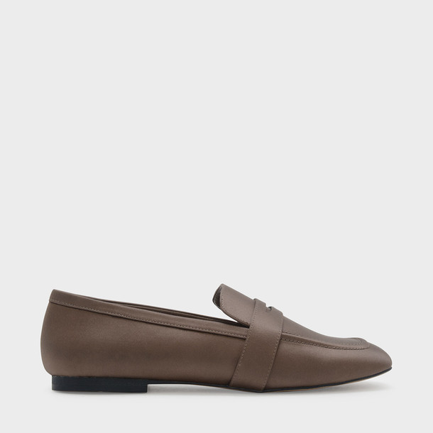 loafers brown shoes