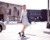cocorosa,blogger,dress,top,shoes,jewels