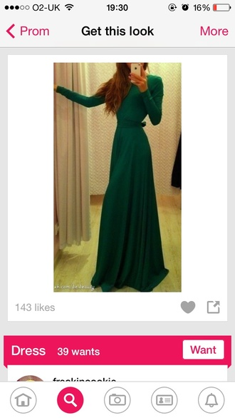 prom dress green dress floaty dress