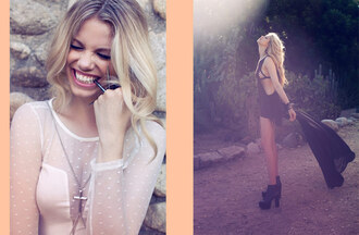 shirt nastygal cross my heart lookbookc cross my heart leather and lace jewels underwear jacket
