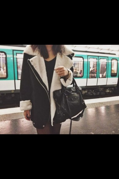 one shoulder jacket coat winter/autumn woman blouse girl shirts swimwear style sweater shearling jacket
