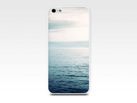 iphone case beach scene iphone 4 4s 5 5s case by mylittlepixels