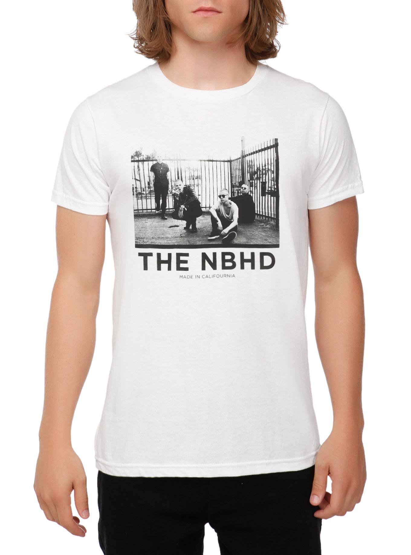 The Neighbourhood Made In Califournia T-Shirt | Hot Topic