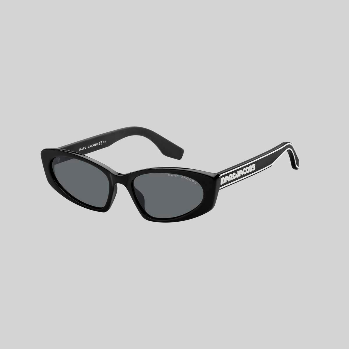 Sport Mini Cat-Eye Sunglasses