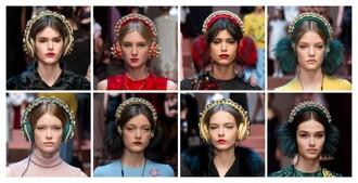 garance dore blogger fashion week 2015 headphones