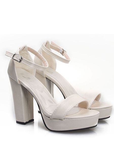Women's candy color rough high heels online