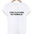 the future is tshirt
