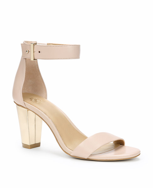 Rayleigh Leather Ankle Strap Sandals