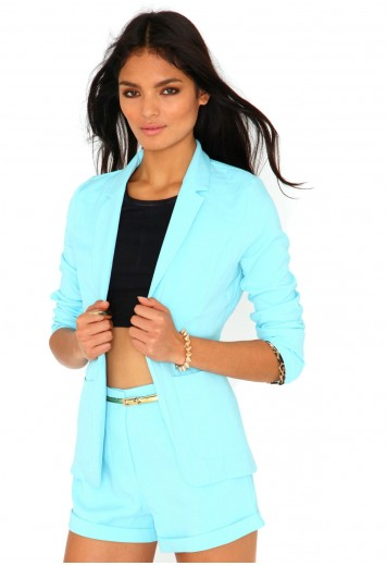 Tiffany Tailored Blazer - Blazers - Missguided