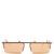 X Adam Selman The Flex sunglasses | Le Specs | MATCHESFASHION.COM US
