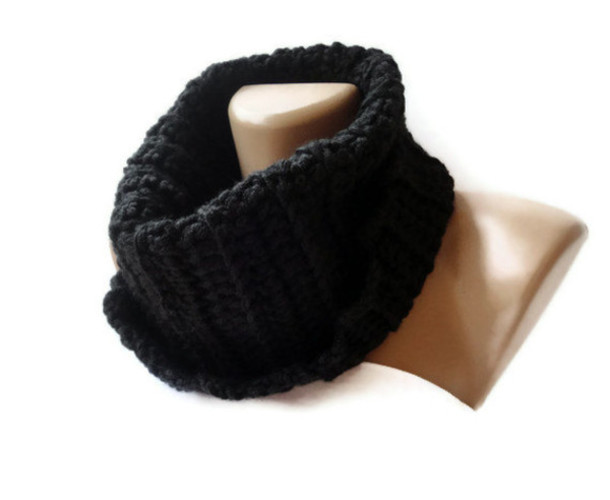 scarf infinity scarf 2014 scarf trends scarf trends knitting scarf mens scarf black winter outfits winter scarf scarves gift ideas